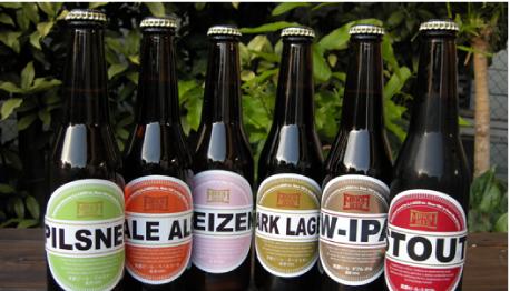 箕面の地ビール